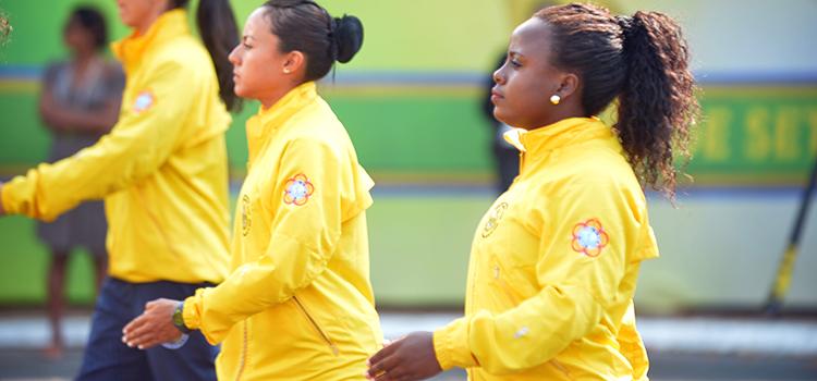 Atletas do Programa de Alto Rendimento das Forças vão representar o Brasil nos 6º Jogos Mundiais Militares na Coreia