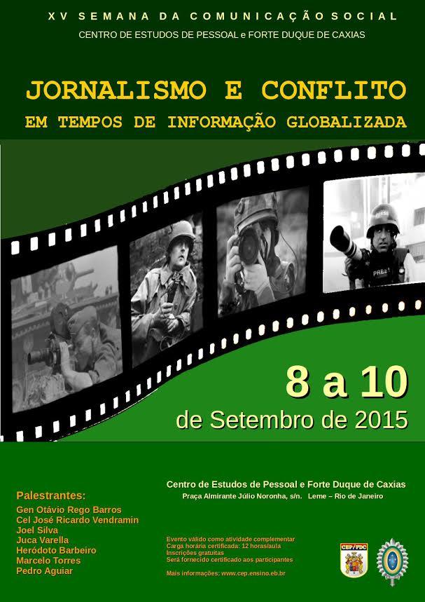 XV Semana de Comunicação Social do CEP/FDC