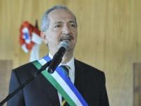 Em discurso, Aldo afirma que deseja assumir compromissos, como a valorização institucional da agenda da Defesa