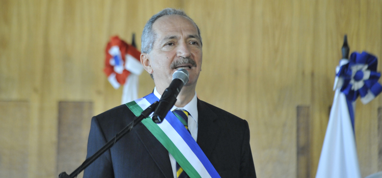 Em primeiro discurso como Ministro da Defesa, Aldo Rebelo defende valorização de projetos estratégicos
