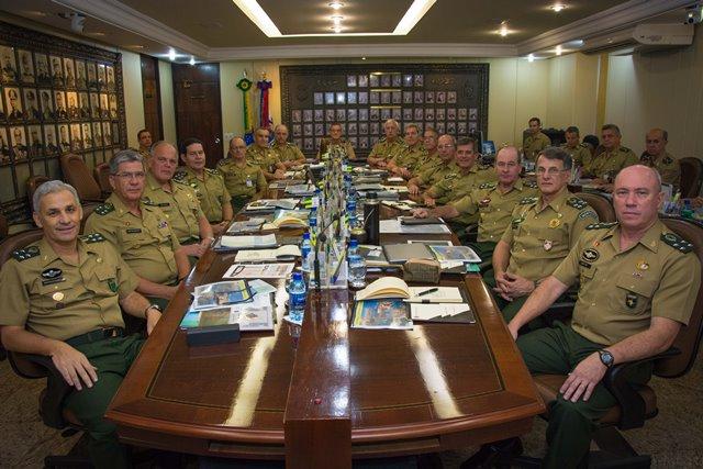 301ª Reunião do Alto-Comando do Exército