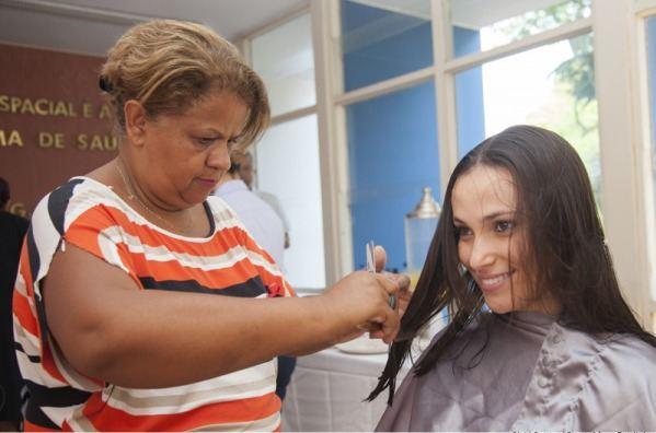 Campanha de doação de cabelo do HFAB vai até o dia 6 de novembro