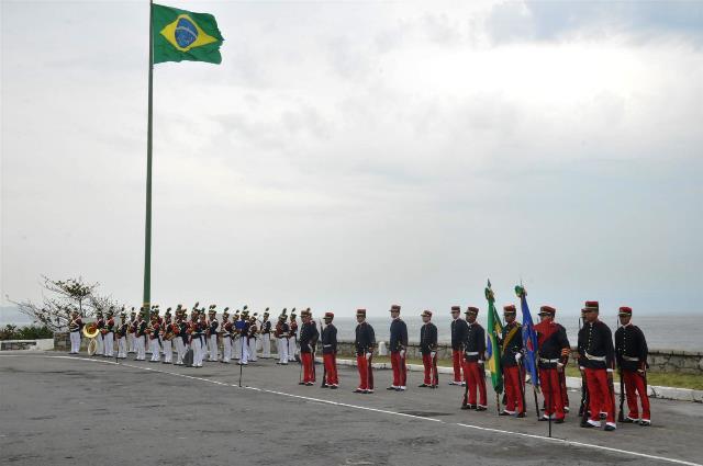 Forte de Copacabana comemora 101 anos