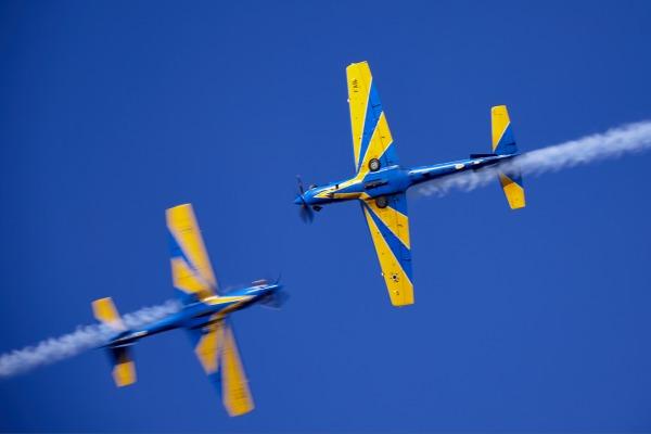 Esquadrilha da Fumaça faz demonstração aérea neste domingo (18/10) no RJ