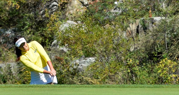 Irmãos Lee garantem ouro no golfe nos Jogos Mundiais Militares (Foto: Felipe Barra)