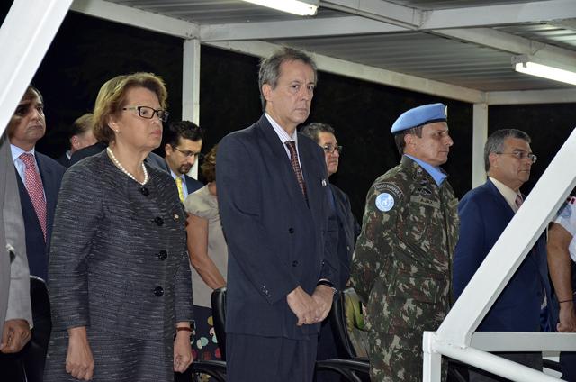 Gen Ajax assume, às vésperas das eleições haitianas, o comando do componente militar da MINUSTAH