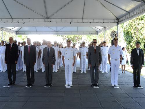 ComemCh comemora o 73º Aniversário de Criação da Força Naval do Nordeste