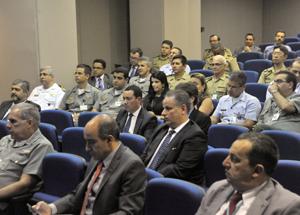 Empresas e indútrias de defesa se reuniram para debater temas de interesse