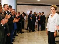 Presidenta anunciou reforma ministerial e administrativa nesta sexta-feira