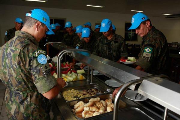 Abertas inscrições para seminário sobre alimentação das Forças Armadas