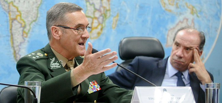 CRE debate situação dos projetos estratégicos das Forças Armadas
