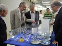 Ministro Aldo Rebelo disse que a cidade paulista constitui-se em um importante polo de indústrias de alta tecnologia