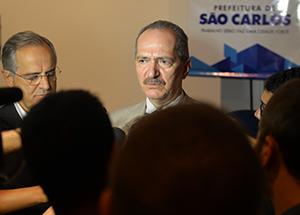 Ministro ressautou a importância de São Carlos para a indústria de alta tecnologia
