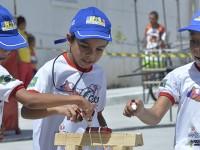Crianças e adolescentes do PROFESP participam da 2ª Copa Sprint de Orientação de Inclusão Social