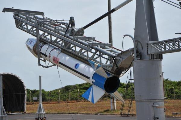 FAB lança foguete VS-40 nesta sexta-feira (13/11)
