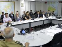 Militares das Forças e representantes de nove ministérios, debatem sobre ferramenta operacional do Sistema de Informações Gerenciais de Logística e Mobilização de Defesa