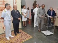 Novo presidente da SOAMAR-RIO em discurso de posse