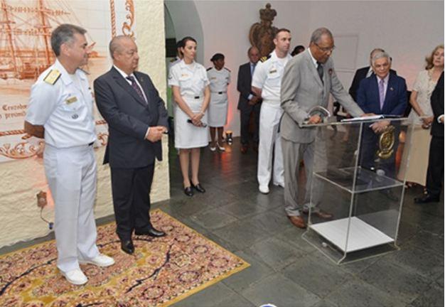 SOAMAR-RIO empossa novo presidente