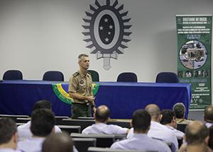 Seminário de defesa química e nuclear define ações para os jogos de 2016