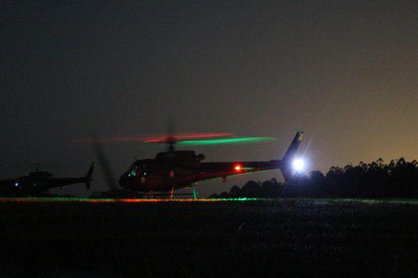 Ações Operacionais durante a Operação Agulhas Negras