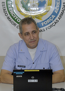 Brigadeiro Veloso afirma que a viabilização do contrato foi primordial para o sucesso da missão