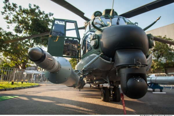 FAB receberá versão operacional do H-36 Caracal ainda em 2015