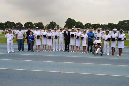 """CEFAN comemora o centenário da """"Liga de Sports da Marinha"""""""
