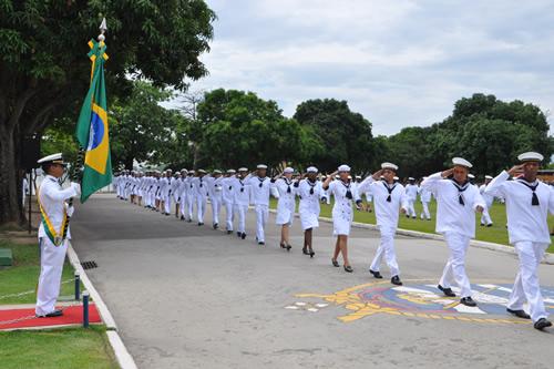 CIAA realiza a cerimônia de formatura de 667 militares