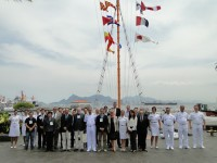 Integrantes do Subcomitê se reuniram no Centro de idrografia da Marinha