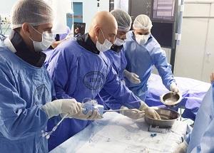 Hospital de Força Aérea do Galeão realiza tratamento inédito de coração em hospitais militares do Brasil