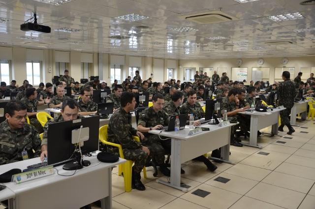 Encerramento da Operação Ibagé no Comando Militar do Sul