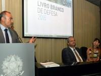 O Livro Branco do Ministério da Defesa da Argentina foi lançado na manhã da terça-feira (4)