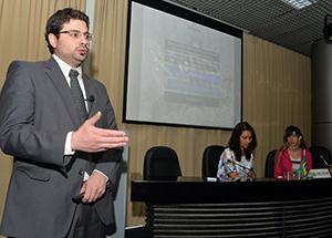 A legislação, normas e a estrutura organizacional do sistema de inteligência da Argentina também foram temas discutidos na reunião