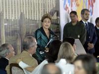 No tradicional almoço de fim de ano, a presidenta destacou os projetos estratégicos de defesa que estão em desenvolvimento nas Forças