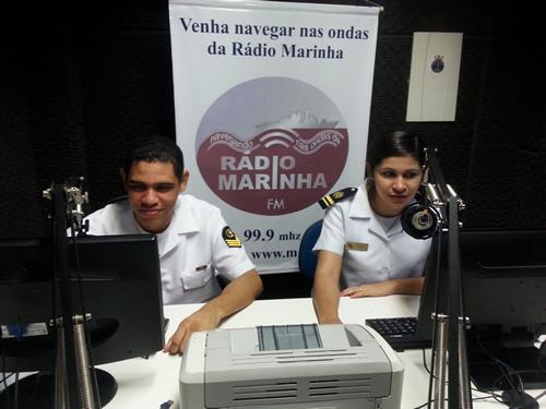 Rádio Marinha Manaus recebe o 6º Oscar da Segurança e Cidadania do Amazonas 2015