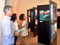 Exposição fotográfica no Museu Naútico da Bahia