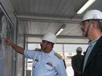Ministro Aldo Rebelo conhece instalações da Marinha