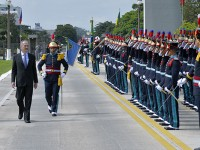 Ministro Aldo valoriza aspirantes a oficial na Academia Militar das Agulhas Negras