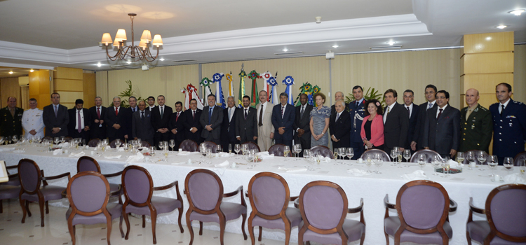 A cooperação entre o Brasil e os países árabes na área da Defesa foi um dos tema do encontro