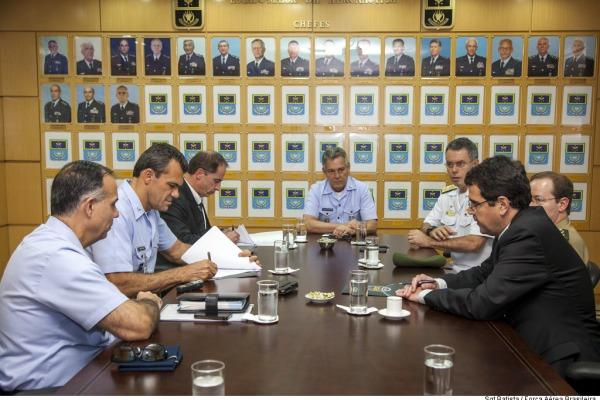 FAB e Telebras assinam cessão de uso de áreas para construção de infraestrutura de solo
