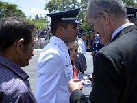Ministro da Defesa saúda formandos da Escola de Especialistas de Aeronáutica