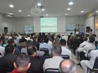 """Cerca de 400 participantes compareceram ao fórum """"Rumos da Hidrovia"""""""
