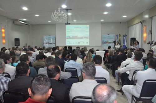 """Marinha promove fórum """"Rumos da Hidrovia: ações para o desenvolvimento sustentável do transporte no Rio Paraguai"""""""