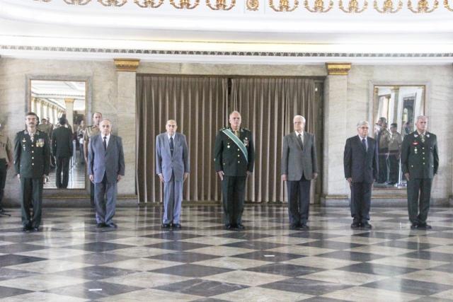 Diretoria do Patrimônio Histórico e Cultural do Exército realiza passagem de Direção