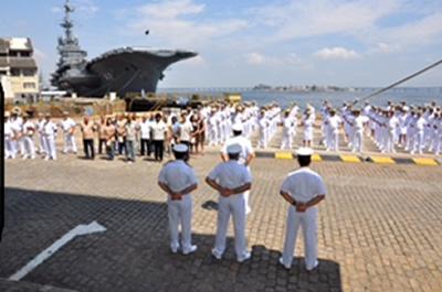 Arsenal de Marinha do Rio de Janeiro completa 252 anos de existência