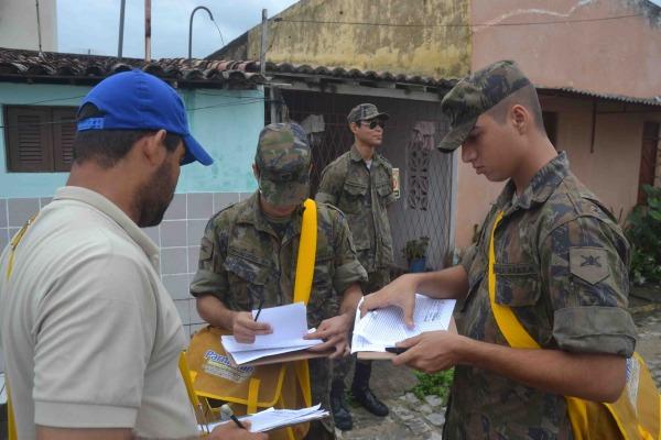 Militares da FAB iniciam combate ao mosquito no Rio Grande do Norte