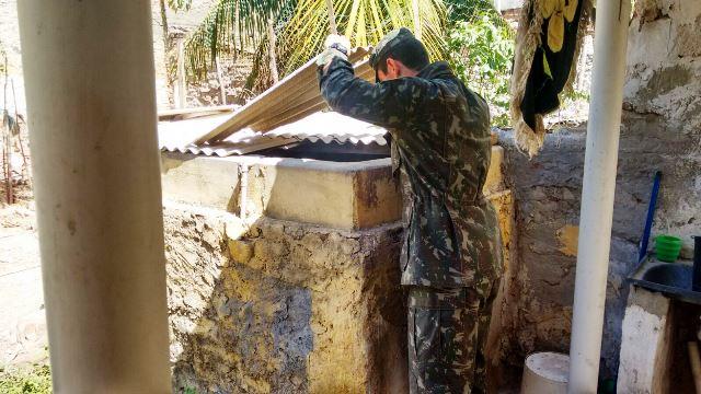 Exército Brasileiro contra o Zica Vírus