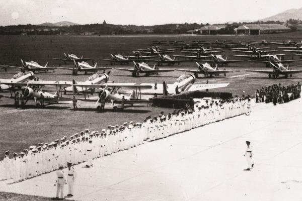 Aeronáutica celebra sete décadas e meia de história