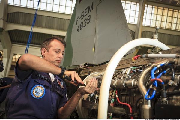 Esquadrões observam resultados positivos em manobras fora de sede