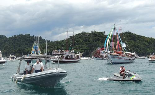 DelAReis apoia a 38ª Tradicional Procissão Marítima